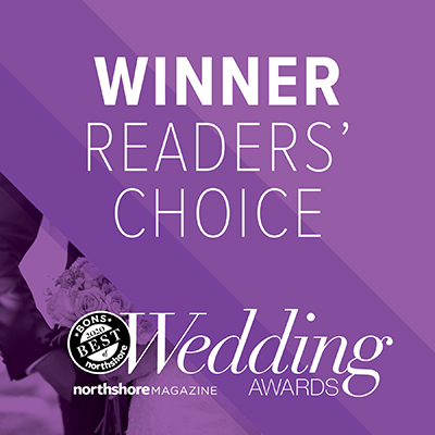 Winner Readers Choice Wedding Awards