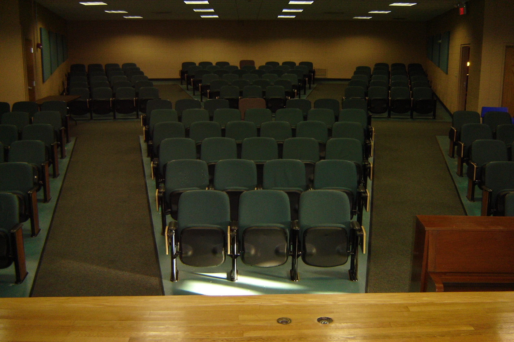 Little Theater Auditorium